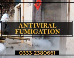 Antiviral Fumigation Services